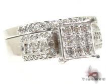 Ladies Diamond Ring 19306 結婚指輪 ダイヤモンド セット