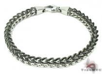 Stainless Steel Franco Bracelet ステンレススティール ブレスレット