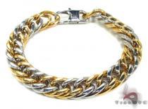Stainless Steel Bracelet ステンレススティール ブレスレット