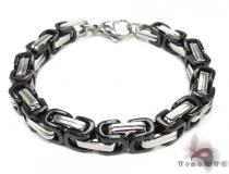 Stainless Steel Brcelet BJS02B ステンレススティール ブレスレット