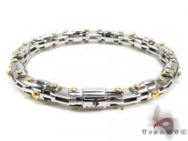 Stainless Steel Bracelet BJB27 ステンレススティール ブレスレット