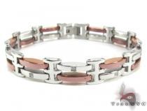 Stainless Steel Bracelet BJB20B ステンレススティール ブレスレット