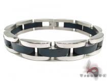 Stainless Steel Bracelet BJB02 ステンレススティール ブレスレット