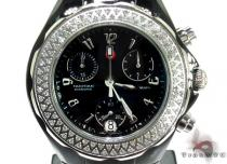 Michele Tahitian Ceramic Watch MWW12A000005 Michele Diamond Watches