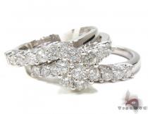Diamond Ring Set 19861