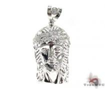 Silver Jesus Pendant 20185 シルバーペンダント