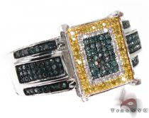 Ladies Diamond Ring 20463 Colored Diamond Rings