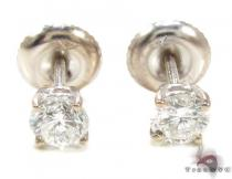Mens Ladies Diamond Stud Earrings 20555 Style