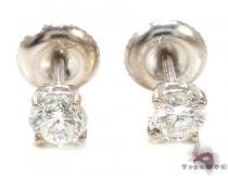 Mens Ladies Diamond Stud Earrings 20555 メンズ ダイヤモンドスタッズイヤリング