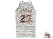 Jordan Jersey Pendant Diamond Pendants