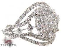 Ladies Gleaming Diamond Ring 20783 レディース ダイヤモンド リング
