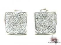 Johnny's Earrings 4 Mens Diamond Earrings