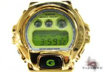 Casio G-Shock Yellow Silver Case G-Shock Watches