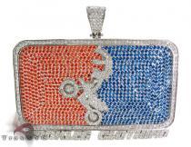 Custom Jewelry Clothing 21774 シルバーペンダント