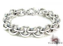 Unisex Silver Bracelet 21831 シルバー ブレスレット