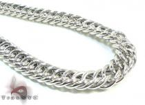Silver Chain 18 Inches 11mm 48 Grams シルバーチェーン