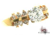 Ladies Diamond Engagement Ring 21950 ダイヤモンド 婚約 結婚指輪