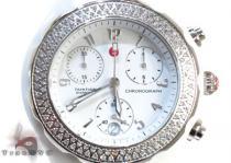 Michele Tahitian Large White Diamond Watch MWW12B000001 Michele