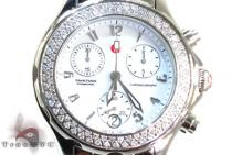 Michele Tahitian Ceramic Diamond Watch MWW12C000001 Michele