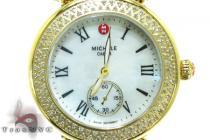 Michele Caber Diamond Watch MWW16A000038 Michele
