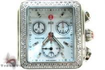 Michele Deco Diamond Watch MWW06A000020 Michele