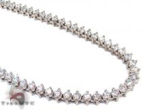 Arctic Iced Chain 32 Inches 4mm 48.5 Grams Diamond Chains