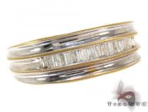Channel Diamond Ring 22034 記念日用 ダイヤモンド リング