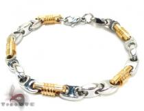 Mens Stainless Steel Bracelet 22084 Stainless Steel Bracelets