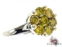 Canary Color Diamond Ring カラー ダイヤモンド リング