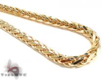 Yellow Gold Chain 16 Inches 4mm 15.8 Grams Gold Chains