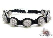 Diamond Bracelet 20301 Rope Bracelets