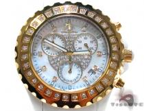 Techno Master Gold & Diamond Watch TM-2136 Techno Master