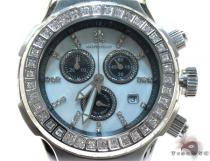 Richard & Co Steel & Diamond Watch RC-3013 Richard & Co