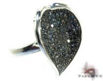 White Silver CZ Fashion Ring レディース シルバーリング