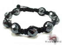 Bead Ball Black Bead Bracelet Rope Bracelets