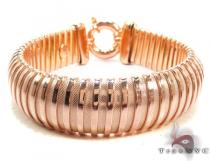Rose Silver Bracelet ステアリングシルバーブレスレット