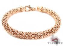 Rose Silver Bracelet シルバー ブレスレット