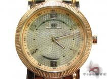 Super Techno Yellow Stainless Steel Watch I-5496 スーパーテクノ Super Techno