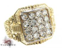 Mens Cheap Big Bang Gold Ring Mens Gold Rings