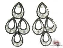 Cleopatra Diamond Earrings 25597 ダイヤモンド シャンデリアイヤリング