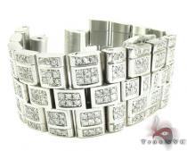 Custom Diamond Band Watch Accessories