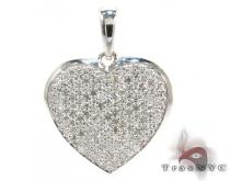 Heart Diamond Pendant ダイヤモンド ハートペンダント