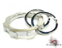 Baraka BK-UP Stainless Steel Key Chain PO50113 Stainless Steel Pendants
