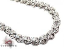 Polar Ice Chain 30 Inches 6mm 85 Grams Diamond