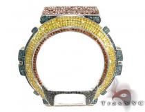 G-shock Multi-color Diamond Case G-Shock