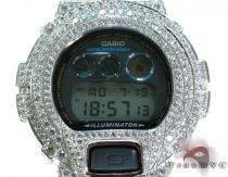 G-shock CZ Silver Case with Watch DW-6900 G-Shock Watches