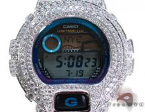 G-shock CZ Silver Case with Watch GLX6900-1 G-Shock Watches