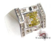 The Masculine Diamond Ring Stone