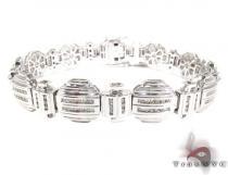 Soldier Diamond Bracelet メンズ ダイヤモンド ブレスレット