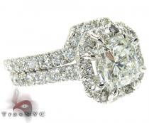 Infinity Diamond Wedding Ring Set 結婚指輪 ダイヤモンド セット